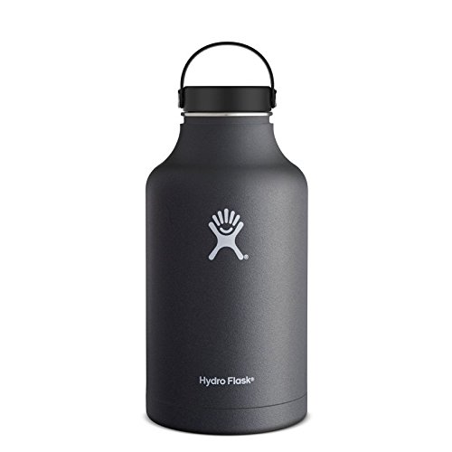 Hydro Flask 64 oz - 1.9 liter Wide Mouth - blackbutte Größe OneSize