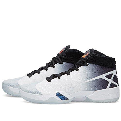 Nike Herren Air Jordan Xxx Basketballschuhe Weiß / Schwarz / Grau (Weiß / Schwarz-Wolf Grau)