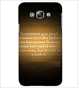PrintDhaba Quote D-4922 Back Case Cover for SAMSUNG GALAXY GRAND MAX (Multi-Coloured)