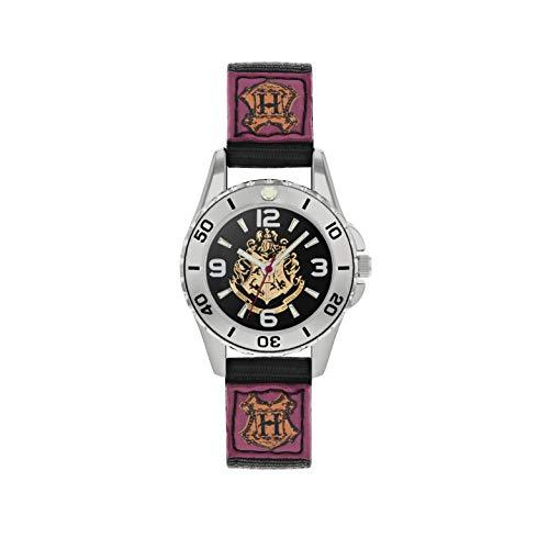 Harry Potter Reloj para de Cuarzo con Correa en Lona HP5100 6