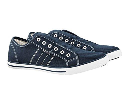 Herren Sneaker Schuhe (44) (Schuhe Großhandel Canvas)