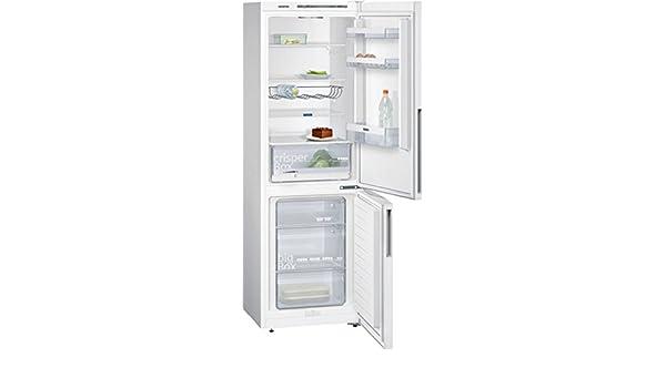 Siemens Kühlschrank Kg36vvl32 : Siemens kg36vvw32 iq300 kühl gefrier kombination a 186 cm höhe