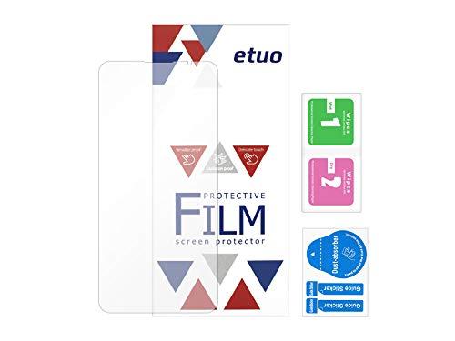 etuo Bildschirmschutzfolie für Meizu 16th - 3H Folie Schutzfolie Bildschirm Display Schutz
