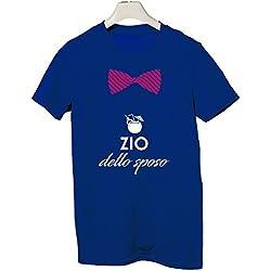 Tshirt Addio al celibato crew Zio dello sposo - - Tutte le taglie by tshirteria