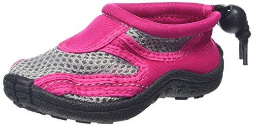 Beck Unisex-Kinder Aqua Schuhe, pink 06), 23 EU