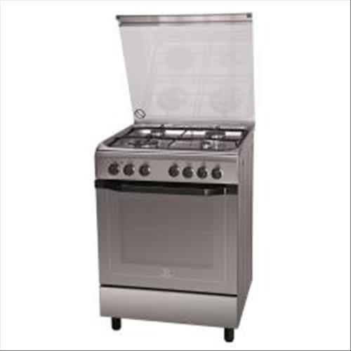 Indesit I6TMH2AF(X)/I Libera installazione 58L A Acciaio inossidabile cucina