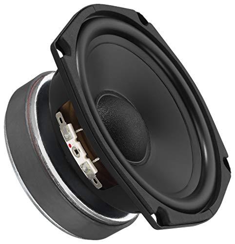 Monacor 10.1430 Number One SPH-135TC, Hi-fi bass Mitteltöner Speaker -