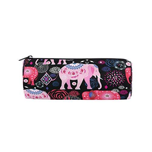 Ahomy - Estuche para lápices, diseño de elefantes