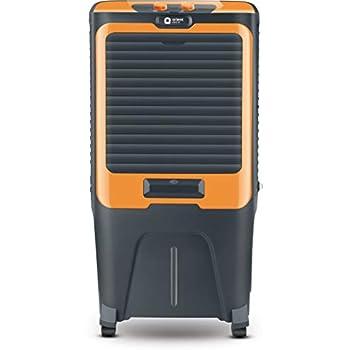 Orient Electric CD5003H 50-Litre Desert Air Cooler (Grey/Orange)