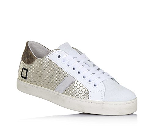 DATE DATE HILL LOW 2 PONG SNEAKERS Mädchen PLATINUM 33