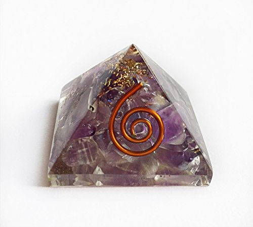 krystal-gifts-uk-cristal-pyramidal-de-reiki-charge-denergie-de-guerison-cristal-puce-orgonite-amethy