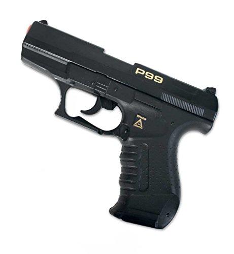 Pistole Agent P99 25 - Schuß - Pistole Kinder - Spielzeugpistolen