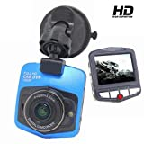 #9: Piqancy Car Camera Video Recorder Full HD 1080P Car DVR Camera/Dash Cam with Night Vision and G-Sensor