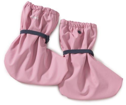 Playshoes Regenfüßling Regenfüßlinge mit Fleece-Futter, verschiedene Farben, Oeko-Tex Standard 100 408911, Unisex-Baby Krabbelschuhe, Pink (rosa 14), EU S