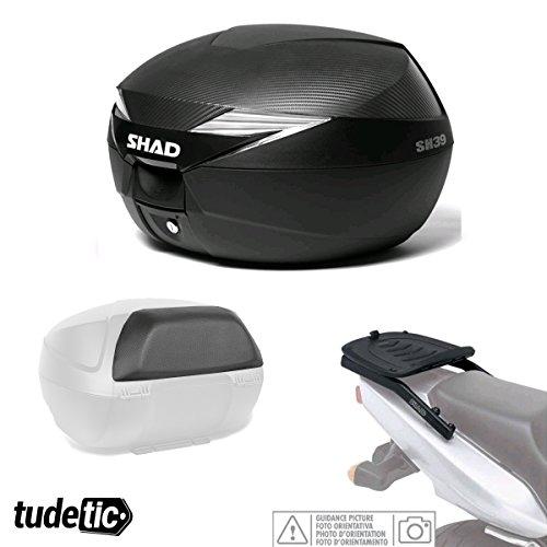 shad-kit-shad-278-214-kit-fijacion-y-maleta-baul-trasero-carbono-respaldo-pasajero-regalo-sh39-bajaj