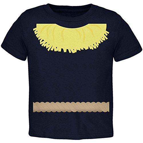 Halloween Vogelscheuche Kostüm Kleinkind T Shirt Marine 4 t (Vogelscheuche Kleinkind Kostüme)