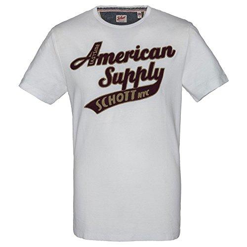 Schott NYC DENIS 1 T-Shirt maniche corte