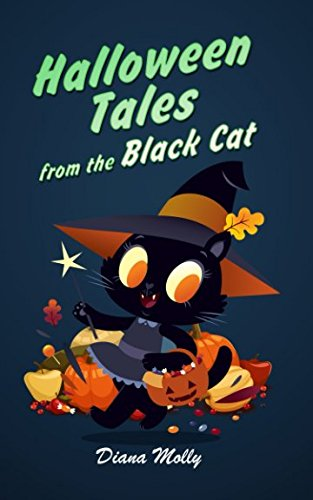 Halloween Tales from the Black Cat (Halloween book for kid age 9-12, Band 1)