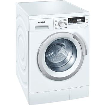 Siemens WM14S444 Waschmaschine Frontlader / A+++ / 1400 UpM / 8 kg / weiß / Anti-Vibration Design / 15-Minuten Programm