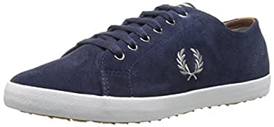 Fred Perry Kingston Suede B6238266, Baskets Mode Homme - EU 43