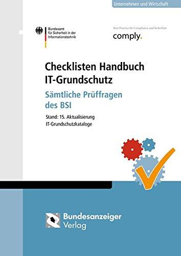 Checklisten-Handbuch-IT-Grundschutz-Smtliche-Prffragen-des-BSI
