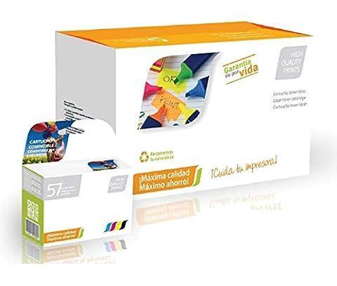 Cartouche d'encre Pack 3couleurs C M et Deskjet 4260/D 4200série/Office jet 4210J 573057805785/PHOTOSMART C 4200428043804500D 5280536