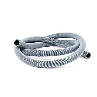 DREHFLEX- Ablaufschlauch für Waschmaschine und/oder Geschirrspüler - Länge 3,5m