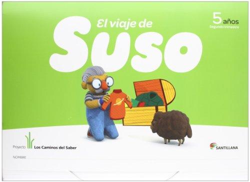 SUSO 5 AÑOS 2 TRIM - 9788468003535