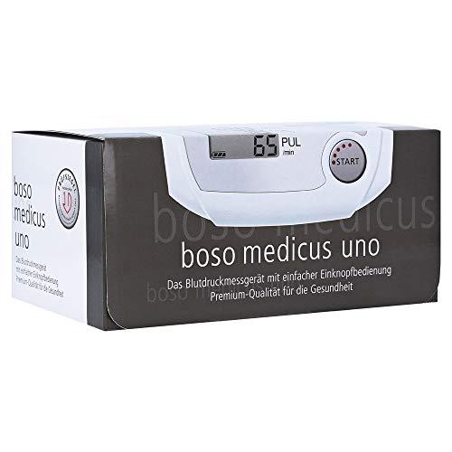 boso medicus uno XL Oberarm-Blutdruckmessgerät - Blutdruck Tracker mit großem Display, Inklusiv XL-Manschette, 32-48cm