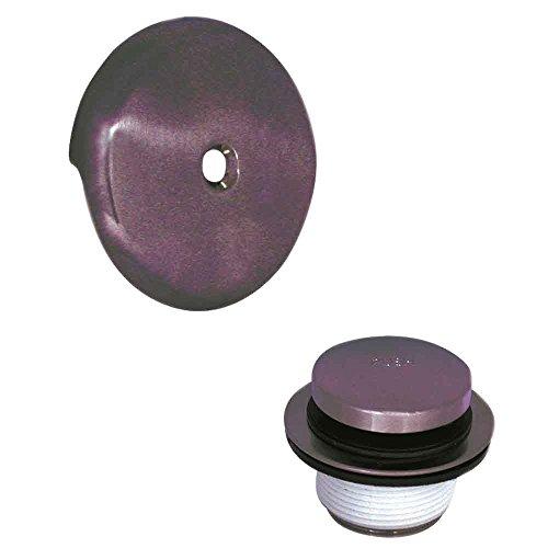 Danco 89393touch-toe Badewanne Drain Trim Kit mit Überlauf, Öl eingerieben Bronze