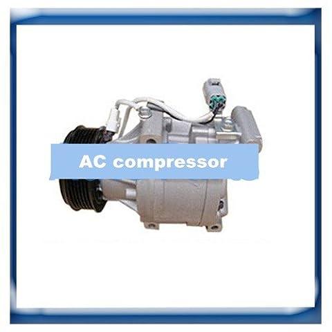 Gowe AC Compresseur pour scs06C Scroll Toyota MR2Spyder pour Daihatsu Materia AC Compresseur 4472605620447300–8780447220–6273