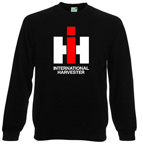 Bimaxx IHC Pullover | schwarz | Größe M