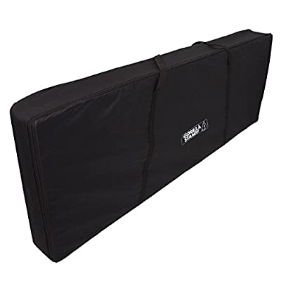 Gorilla 4ft Disco DJ Stand Table Booth Carry Bag Case