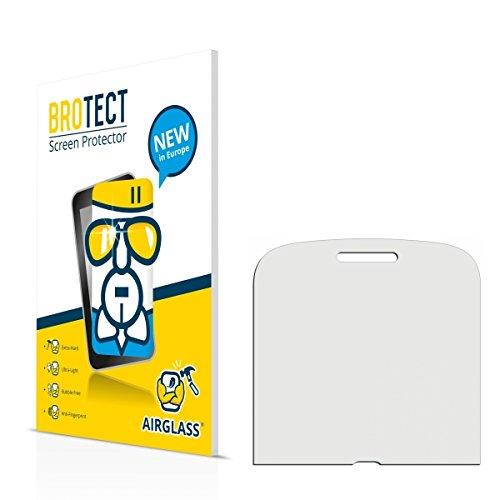 BROTECT AirGlass pellicola vetro flessibile per RIM BlackBerry 9720 (estremamente robusta, ridotto spessore, elevata trasparenza, anti-impronte e antimacchia, installazione senza bolle)