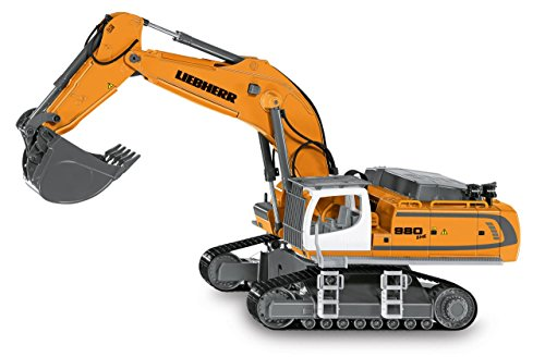 RC Baufahrzeug kaufen Baufahrzeug Bild 1: Siku 6740 - Liebherr R980 SME Raupenbagger Fahrzeuge*