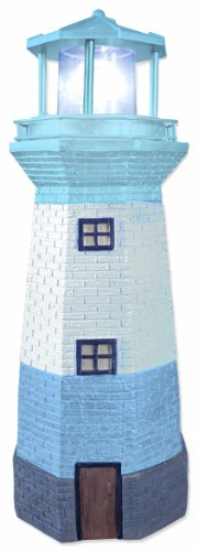 benross-gardenkraft-solar-flashing-lighthouse-garden-ornament-light