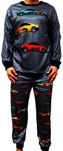 Toller Jungen Schlafanzug Pyjama in den Größen 140-176 (140-152)