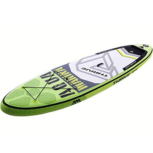 YANKAN Surfboard Stand Up Paddling Board Aufblasbares Brett des Wasserski-Paddel-Brett-Surfbrettesup