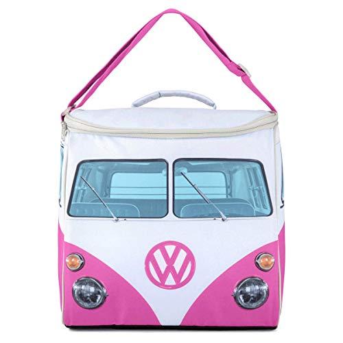 �hltasche, VW Bulli Isolierte Picknicktasche, Lunchtasche, Mittagessen Tasche, VW-Geschenke, Rosa ()