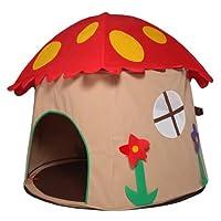 Bazoongi Special Edition Mushroom Play Tent