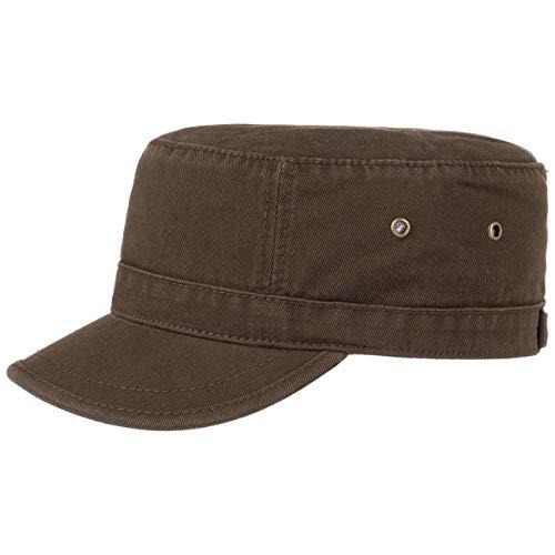 Lipodo Urban Army Cap Damen/Herren | Schirmmütze aus 100% Baumwolle | Armycap L/XL...