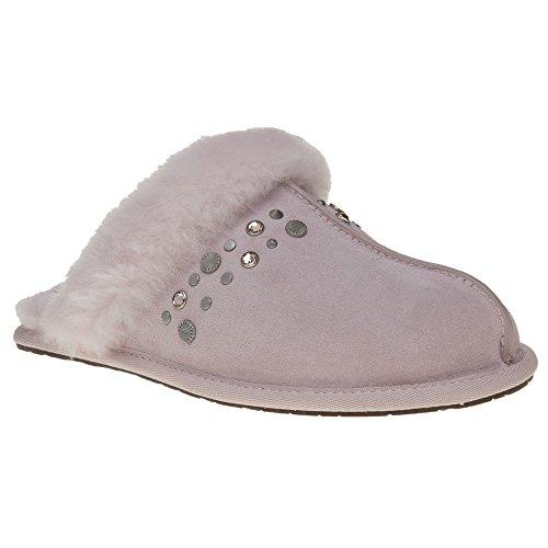 Ugg® Scuffette Ii Studded Bling Damen Hausschuhe Pink  Größe:39 (Studded Boot Suede)