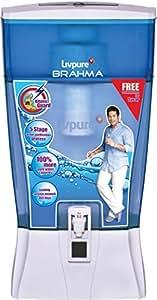 Livpure Brahma Gravity Water Purifier