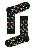Happy Socks Herren Flamingo Socken, Mehrfarbig (Multicolour 930), 7/10 (Herstellergröße: 41-46)