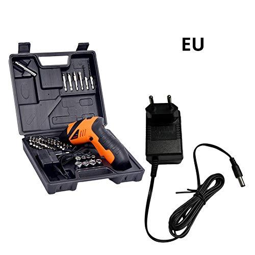 Mini tournevis électrique portatif compact pliable redressant la protection de charge/avec le tournevis léger de LED pour l'opération de nuit