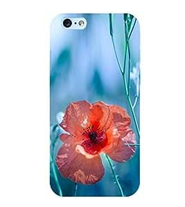 Beautiful Flower 3D Hard Polycarbonate Designer Back Case Cover for Apple iPhone 6S