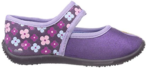 Sofia die Erste Mädchen Girls Kids Ballerina Houseshoes Flache Hausschuhe Violett (PUR/DPU/LAVD 160)