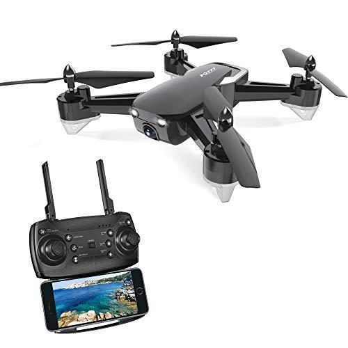 ACHICOO FQ777 FQ40 DRON 2.4G / 640P / 720P / Keine Kamera WiFi HD Kamera Drone Hover RC Hubschrauber Quadcopter Drohnen mit Kamera HD Schwarz 300.000 Pixel Kindergeschenke