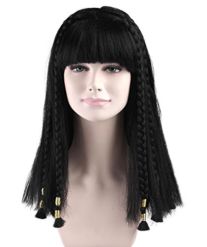 Cleopatra Style Wig HD-1051