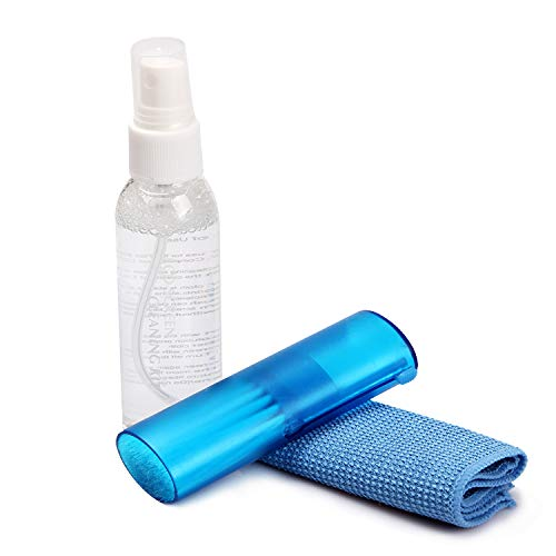 Computer Screen Cleaning Kit Cleanser Cleaning Brush Cleaning Rag für PC LCD Display